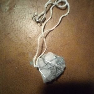 Handmade healing Stone necklace